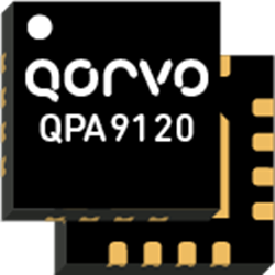 High Gain, High Linearity Driver Amplifier: QPA9120