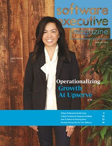 Software Executive Magzine June 2018 Cover