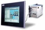 Industrial Monitor with Flat Display