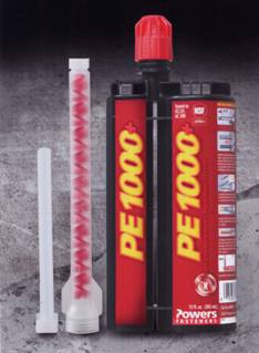 Powers Unveils High Strength Epoxy Pe1000