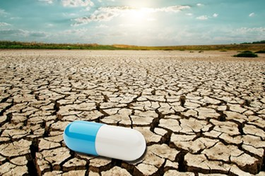 The California Drought's Impact On Pharma