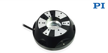 PI's Miniature 6-Axis Piezo Hexapod For Dynamic Active Error Compensation