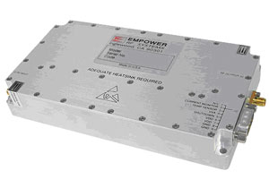 Empower RF Systems Launches 20 To 1000 MHz, 80-Watt Rugged