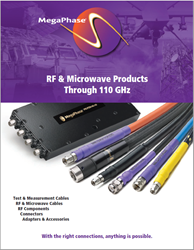 RF And Microwave Products Brochure