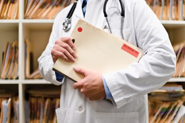 Paper Records In Hospitals