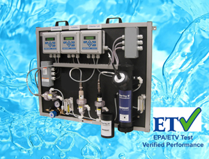 Water Quality Monitoring Multiparameter Water Quality System