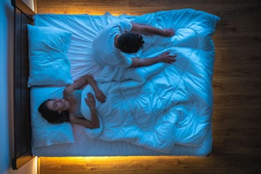 Nocturia Sleep insomnia (002)