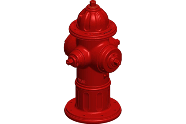 Super Centurion® A-459 Urban Fire Hydrant
