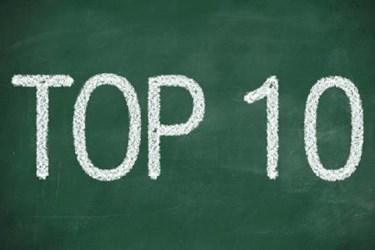 Food Online's Top 10 Of August