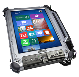 The XC6 DMSR Ultra Rugged Sunlight Readable Tablet PC
