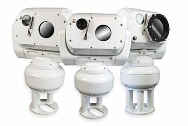 Sierra-Olympic Offers New Field-Of-View Options For Aeron Searcher Series Of Long-Range Surveillance Video Systems