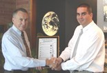 Eriez Magnetics Recognized As Pharmaceutical Online's Premier Advertiser For November 2004