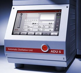 automatic distillation unit ADU5