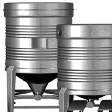 1000mm Series IBC Containers