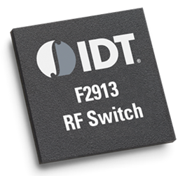 50 MHz – 6 GHz High Isolation SP2T RF Switch: F2913