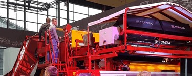 Grimme And TOMRA Join Forces To Offer Integrated Grading And Sorting Solutions