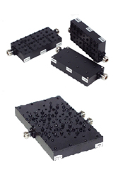 WiMAX Bandpass Filters