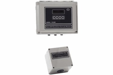 Model 4500 Gas Leak Detector/Monitor