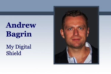 Andrew Bagrin, founder and CEO of My Digital Shield
