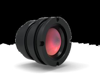 optics for 10-12micron