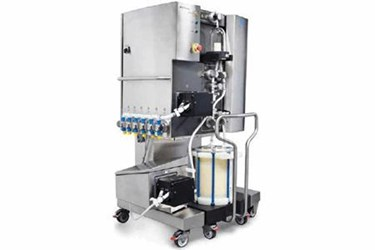 Liquid Chromatography System For Scale-Up Biomanufacturing: ÄKTA