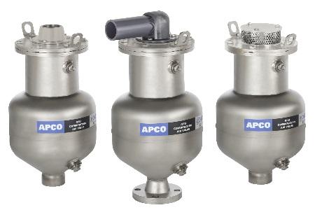 Apco Asu Combination Air Valve Introduces A New Concept In