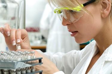Lab Woman