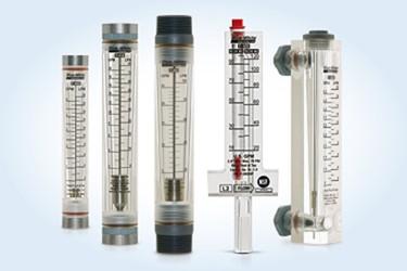 Acrylic Variable Area Flowmeter