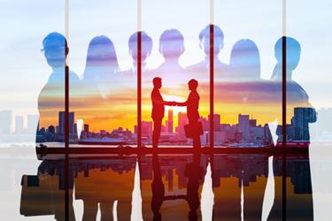 Customer Success Handshake