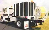 Truck Mounted Sewer Cleaner