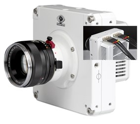 Highest Throughput Streaming Camera For Machine Vision Applications: Phantom® S990