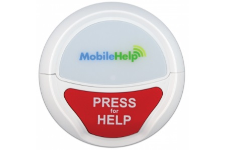 Mobilehelp Introduces Wall Mounted Medical Alert Button