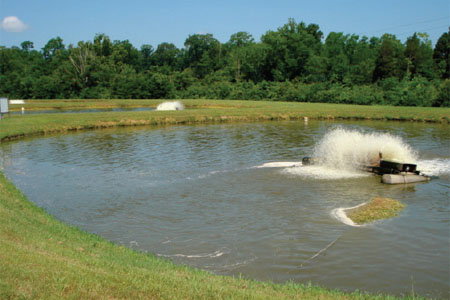Eliminating Sludge Islands In Your Wastewater Lagoon