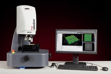 3D Optical Surface Profiler: ZeGage Plus
