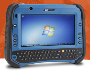 M9020 7-Inch Rugged Windows Tablet