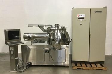 200 Liter Glatt Powrex High Shear Mixer