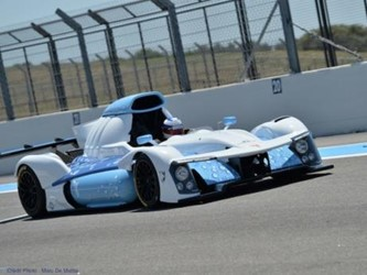 The GreenGT H2: First Prototype Electric/Hydrogen Competition Car Uses Fischer Connectors' Products