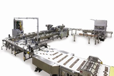 Automated Food Packaging