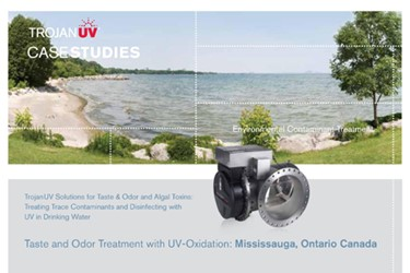 Taste and Odor Treatment with UV-Oxidation - Mississauga, Ontario (Case Study)