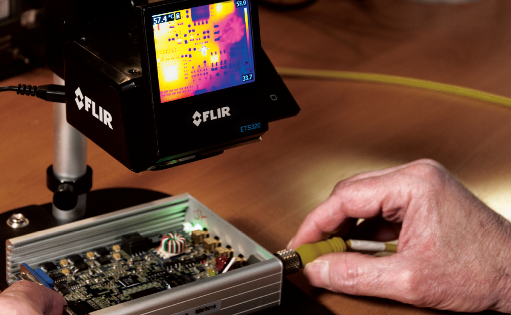 Benchtop Thermal Imaging A Simple-To-Use Cost-Effective
