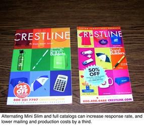 B&W Press Regular and Mini Slim Catalogs