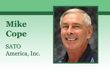Mike Cope SATO America, Inc.