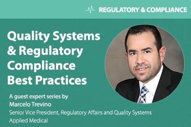 Quality Systems & Regulatory Compliance Best Practices