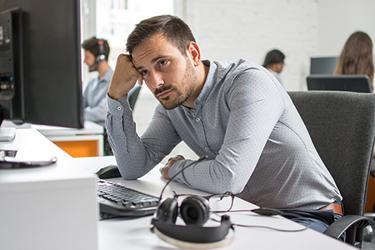 Sales Frustration