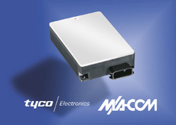 M/A-COM Introduces 24 GHz Ultra Wideband Radar Sensors
