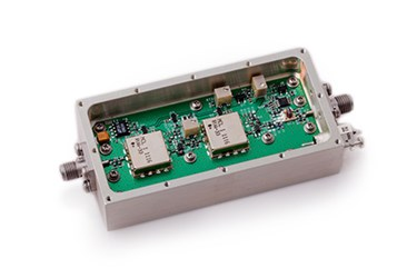Automatic Gain Controlled Amplifiers