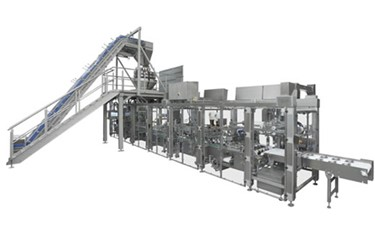 Pouch Filling Systems For Liquid And Chunky Foods:  DOSOMAT