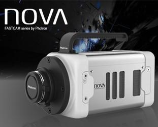 Compact, Versatile High Performance Camera System: FASTCAM NOVA