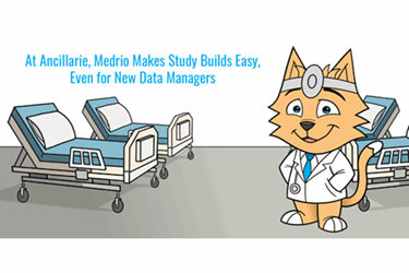 Medrio Makes Your Clinical Study Build Easy, Even For New Data Managers
