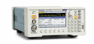 RF Vector Signal Generators: TSG4100A Series